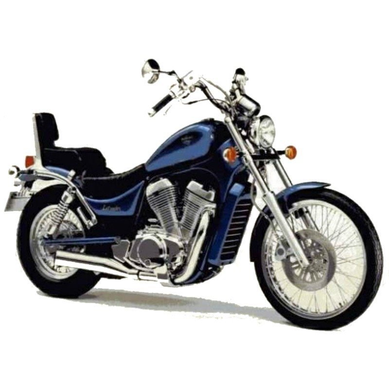 Suzuki Vs600gl - Service Manual    Repair Manual - Wiring Diagrams