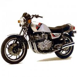 Yamaha XJ400, XJ500, XJ550 - Manuale di Officina / Manuale di Riparazione - Schemi Elettrici