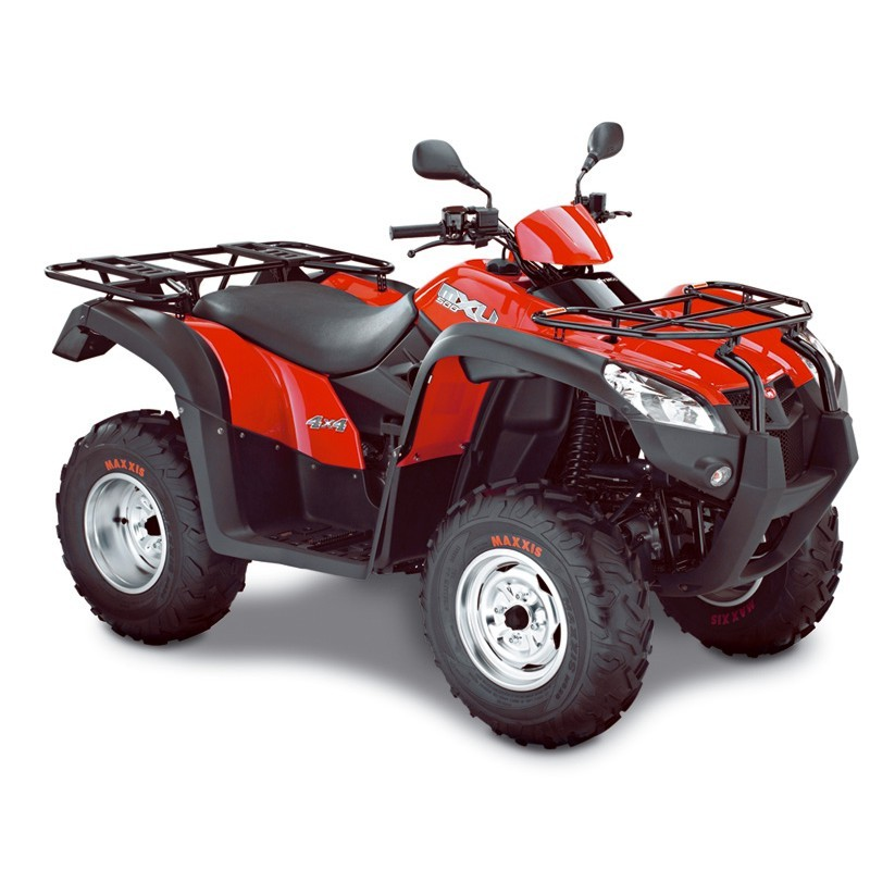 Kymco Mxu 500 - Service Manual - Wiring Diagrams - Parts Catalogue