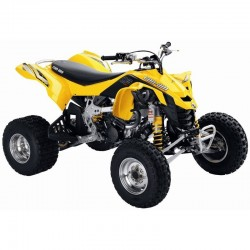 Can-Am DS 450 EFI & DS 450 EFI X - Service Manual / Repair Manual