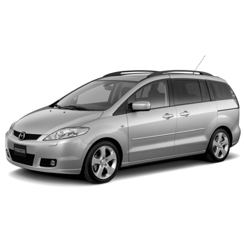 Mazda 5  2005  - Service Manual    Repair Manual - Wiring Diagrams