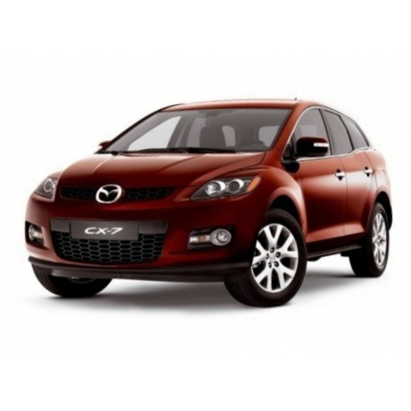 Mazda Cx-7 - Service Manual    Repair Manual