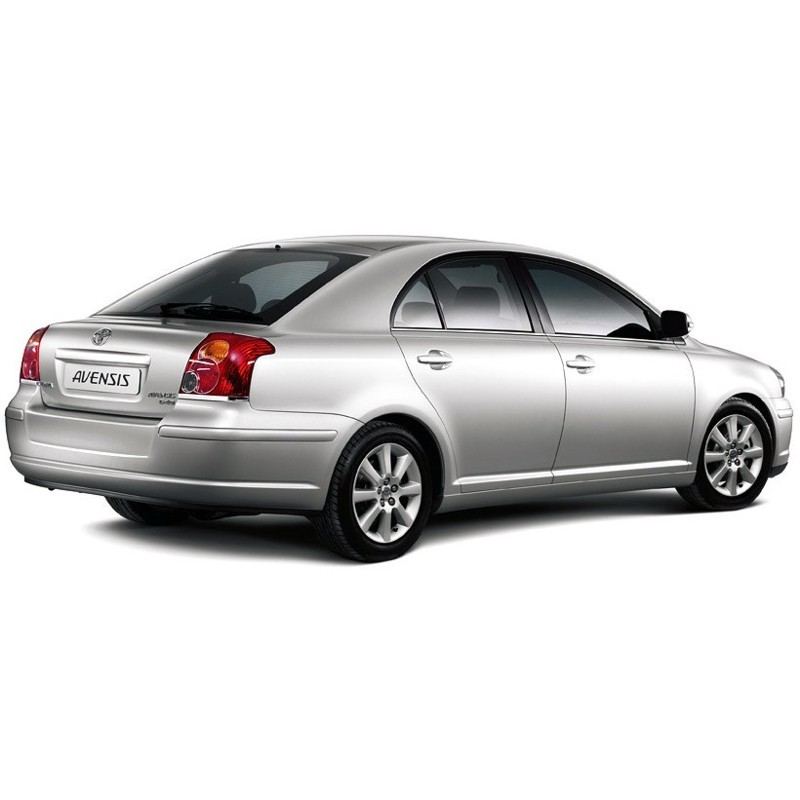 Toyota Avensis  2002-07    Repair Manual