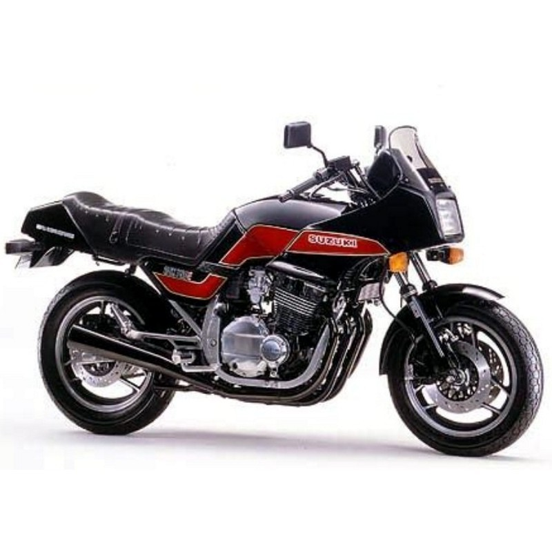 Suzuki Gs750e  Es - Service Manual    Repair Manual