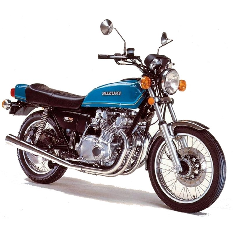 Suzuki Gs750 - Repair    Service Manual