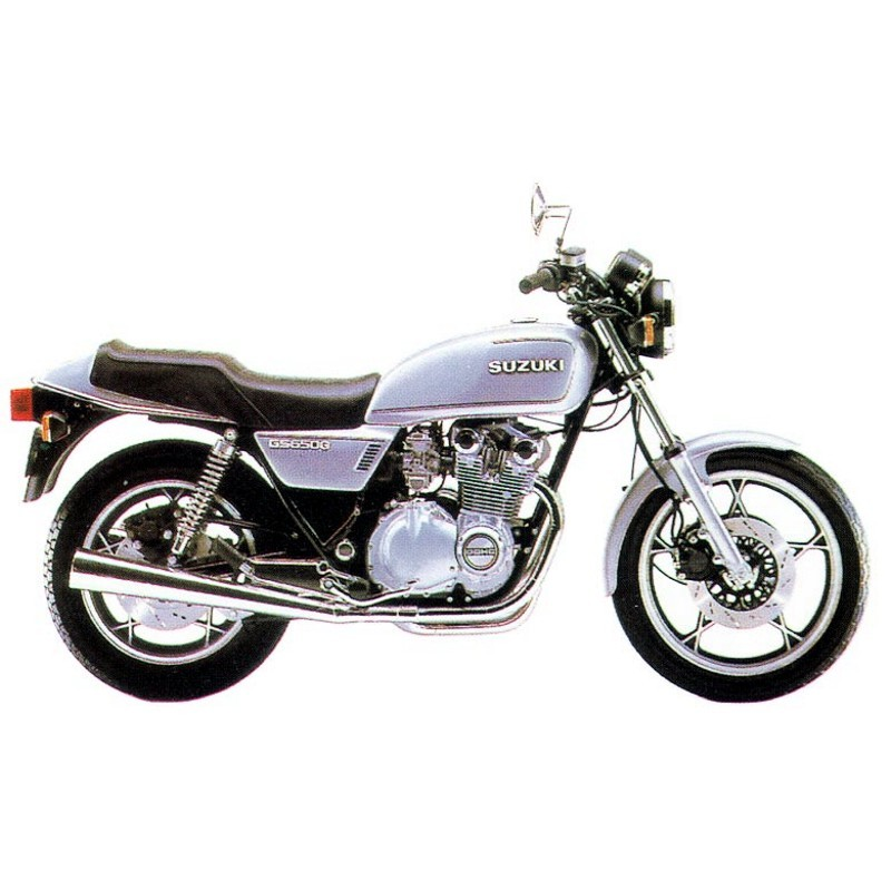 Suzuki Gs650 - Service Manual - Wiring Diagrams
