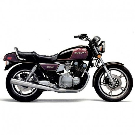 Suzuki GS850 - Service Manual - Wiring Diagrams - Parts ...