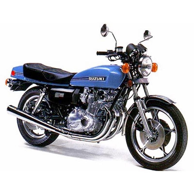 Suzuki Gs1000 - Service Manual - Wiring Diagrams