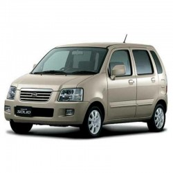 Suzuki Wagon R+ (RB310, RB413, RB413D) - Service Manual / Repair Manual - Wiring Diagrams
