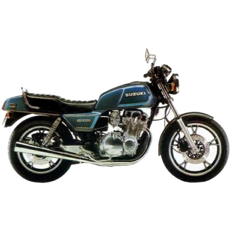 Suzuki GS1100 - Service Manual - Wiring Diagrams - Parts Catalogue - Owners  Manual | Gs1100e Wiring Diagram |  | Service Manuals Online