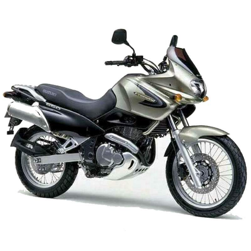 Suzuki Freewind Xf650 - Service Manual
