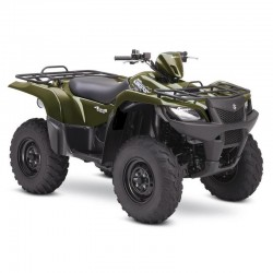 Suzuki KingQuad LT-A450X - Service Manual - Wiring Diagrams - Parts Catalogue - Owners Manual