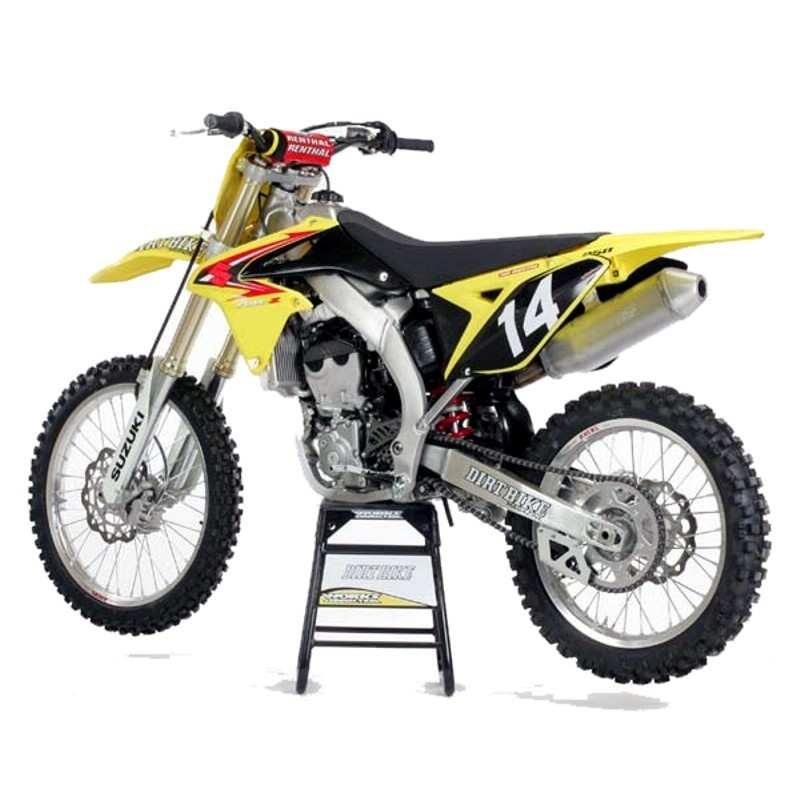 Suzuki Rm-z250 - Service Manual - Race Preparation Manual