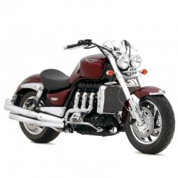 Triumph Rocket III, Classic, Touring - Service Manual - Wiring Diagrams - Owners Manual