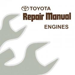Toyota Engines (1966-1999) - Service Manual / Repair Manual