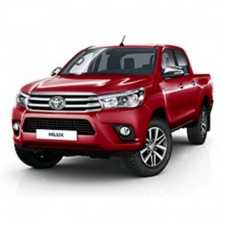 Toyota Hilux (2015-2018) - Service Manual / Repair Manual - Wiring Diagrams