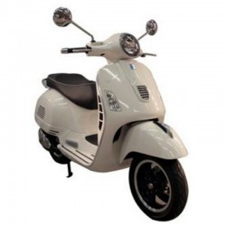 Vespa GTS 125 - Service Manual / Repair Manual - Wiring Diagrams