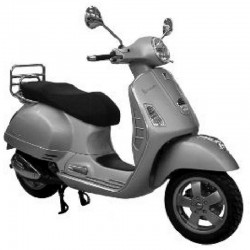 Vespa GTS 250 - Service Manual / Repair Manual - Wiring Diagrams - Owners Manual
