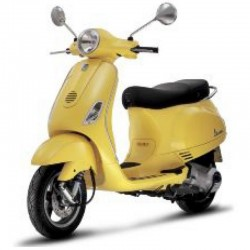 Vespa LX 125, LX 150 - Service Manual / Repair Manual - Wiring Diagrams