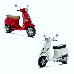 Vespa LX/S 125 ie 3V, 150 ie 3V - Service Manual / Repair Manual - Wiring Diagrams - Owners Manual