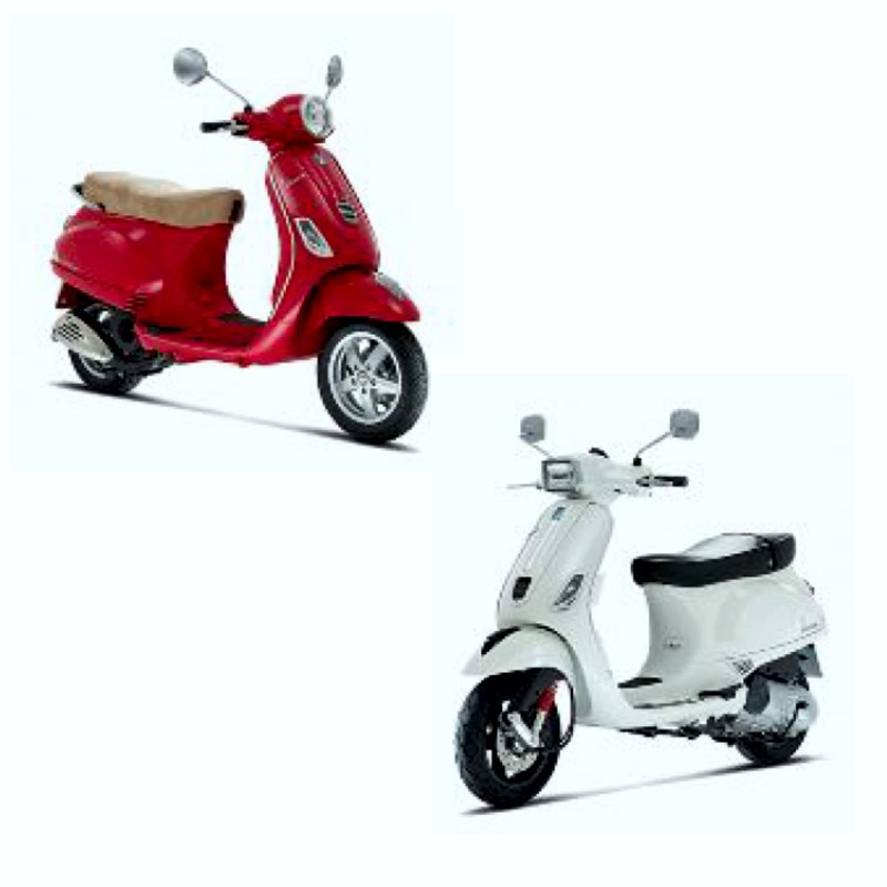 Vespa Lx  S 125 Ie 3v  150 Ie 3v   Repair