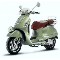 Vespa GTV 125 - Service Manual / Repair Manual - Wiring Diagrams - Parts Catalogue