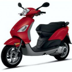 Piaggio Fly 50, 125, 150 - Service Manual - Wiring Diagrams - Parts Catalogue - Owners Manual
