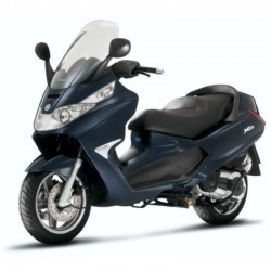 Piaggio X8 125, 200, 400 - Service Manual - Wiring Diagrams - Parts Catalogue - Owners Manual