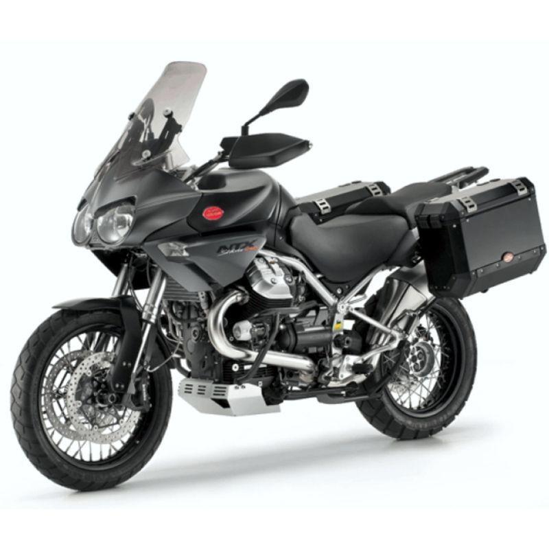 Moto Guzzi Stelvio 1200 4v 8v Ntx - Service Manual - Reparation -werkstatthandbuch -servizio