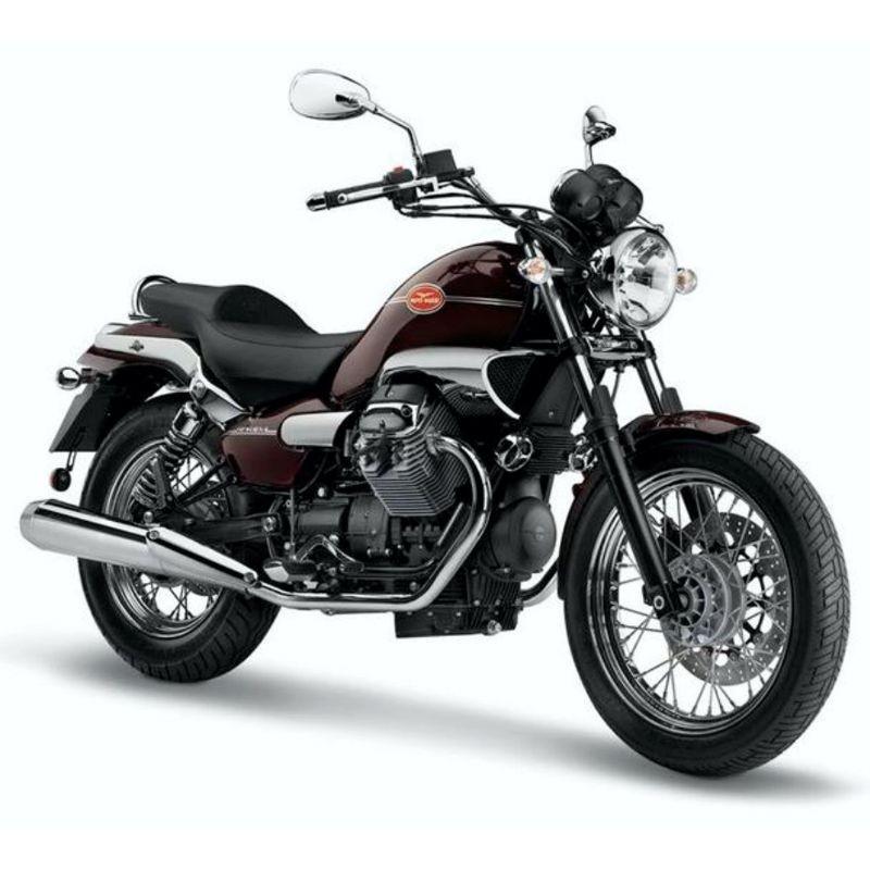 Moto Guzzi Nevada 750 - Service Manual - Reparation - Werkstatthandbuch - Servizio