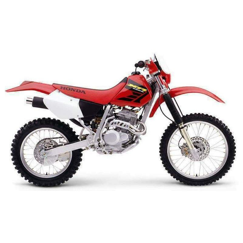 Honda Xr250r - Service Manual    Repair Manual - Wiring Diagrams