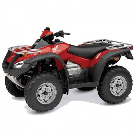Honda TRX680FA/FGA - Service Manual / Repair Manual - Owners Manual