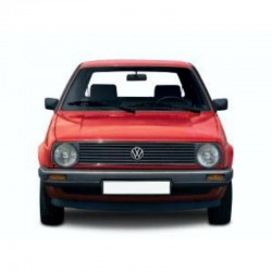 Volkswagen Golf 2 - Service Manual / Repair Manual - Wiring Diagrams