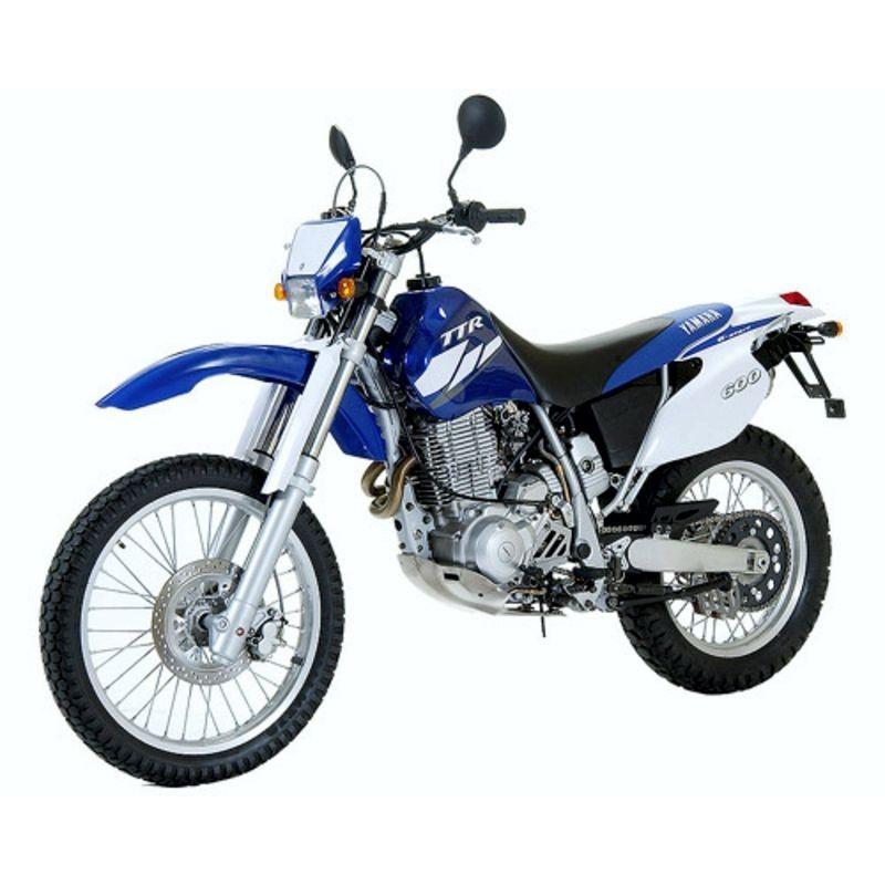 Yamaha Tt600r  Re - Service Manual    Repair Manual