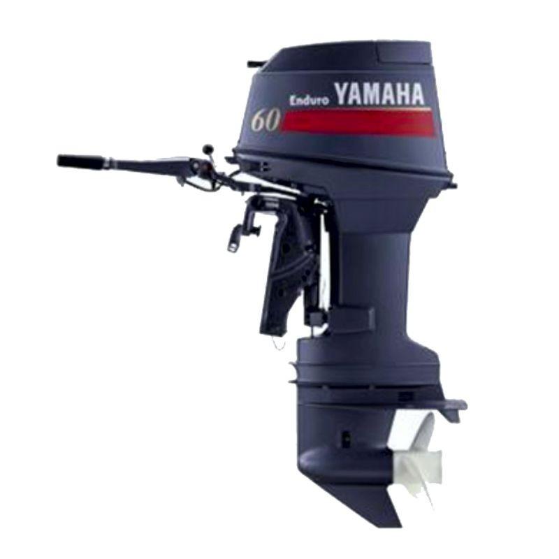 Yamaha Outboard E60h - Service Manual
