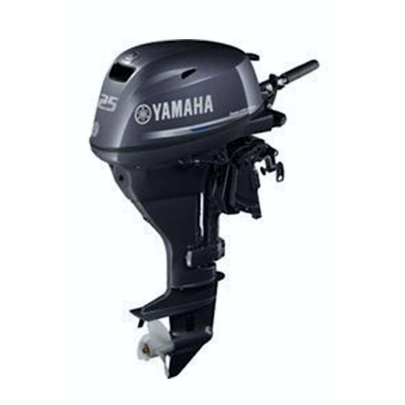 Yamaha Outboard F25c - Service Manual