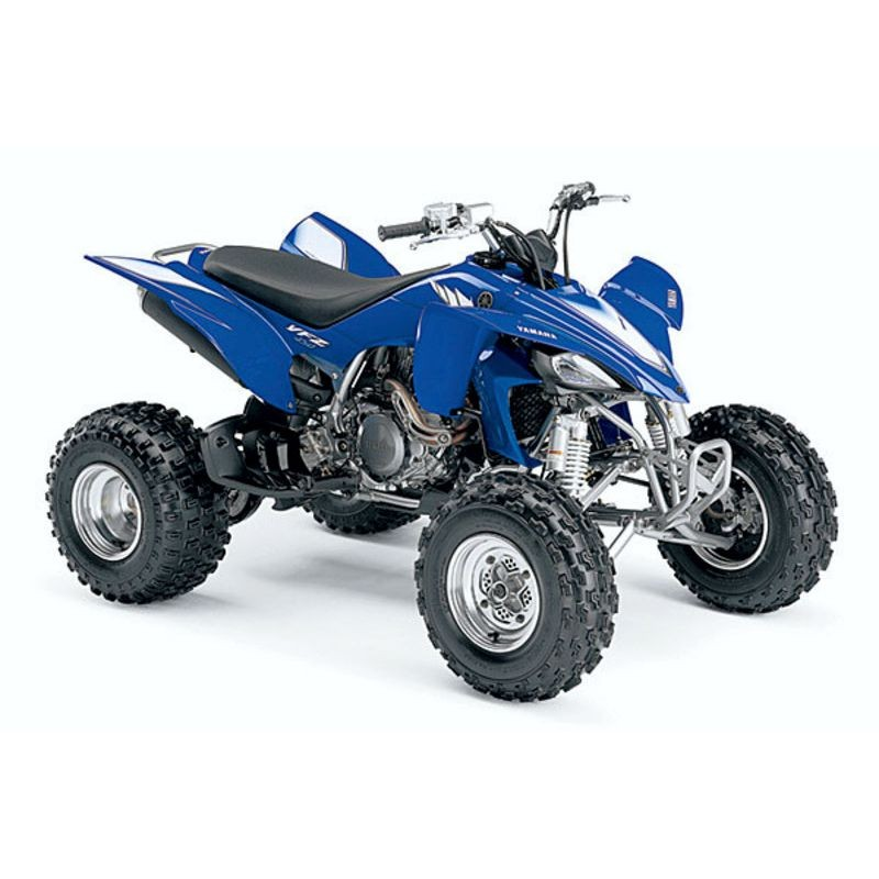 Yamaha Yfz450 - Service Manual - Manuel De Reparation - Wiring Diagrams