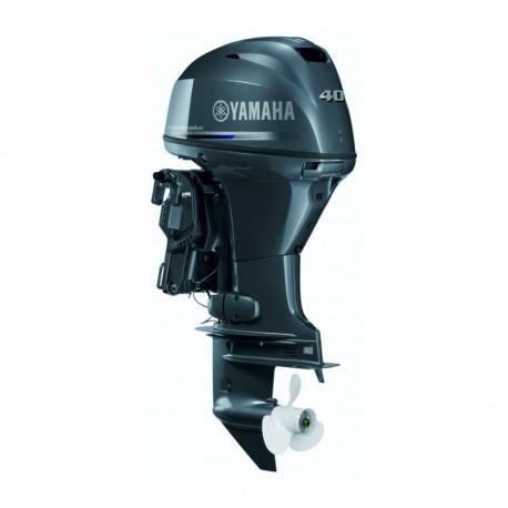 Yamaha Outboard F40B - Service Manual / Repair Manual - Wiring Diagrams