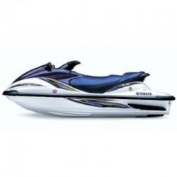 Yamaha WaveRunner FX Hight Output, & Cruiser - Service Manual / Repair Manual - Wiring Diagrams - Owners Manual