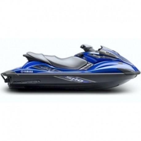 Yamaha WaveRunner FX SHO, FX SHO Cruiser - Service Manual / Repair Manual - Wiring Diagrams - Owners Manual