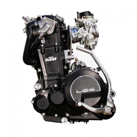 KTM 400, 660, LC4 Engines - Service Manual, Repair Manual