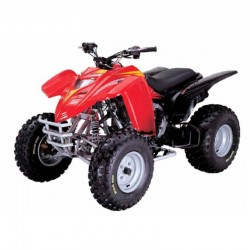 Adly ATV-300 - Service Manual / Repair Manual - Wiring Diagrams