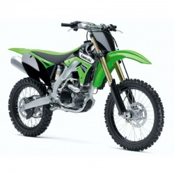 Kawasaki KX250F - Service Manual / Repair Manual - Wiring Diagrams - Owners Manual