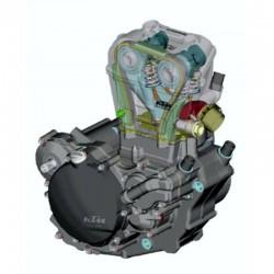 KTM 250 (SX F, EXC F, XCF W, XC F, SXS F) Engines - Service Manual, Repair Manual