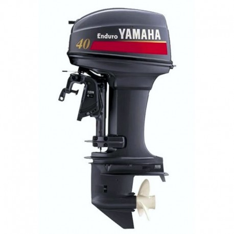 Yamaha Outboard EK40G, EK40J - Service Manual / Repair Manual - Wiring Diagrams