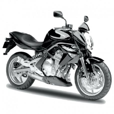 Kawasaki ER-6n ABS - Manuale di Officina / Manuale di Riparazione - Schemi Elettrici