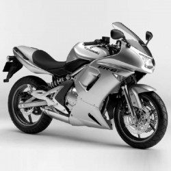 Kawasaki Ninja 650R, ER-6f ABS (2006) - Service Manual, Repair Manual - Wiring Diagrams
