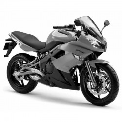 Kawasaki Ninja 650R, ER-6f ABS (2009) - Service Manual - Wiring Diagrams - Owners Manual