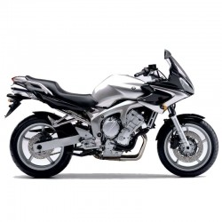 Yamaha FZS6W, FZS6WC - Service Manual / Repair Manual - Wiring Diagrams