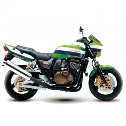 Kawasaki ZXR1200 (R, S) - Service Manual / Repair Manual - Wiring Diagrams